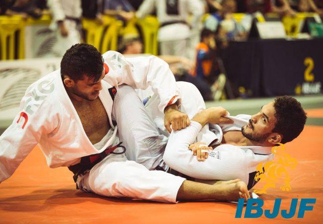 Jiu-Jitsu: O armlock de Inácio Neto no absoluto do Atlanta Open