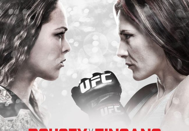 UFC 184: watch Ronda and Cat putting the finishing touches on training for Saturday's fight