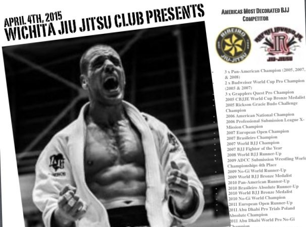 Don't miss Rafael Lovato Jr.'s seminars around the country 3/1 – 4/4