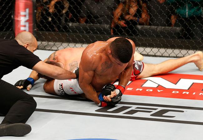 Gilbert Durinho comemora chance de deslanchar no UFC Rio
