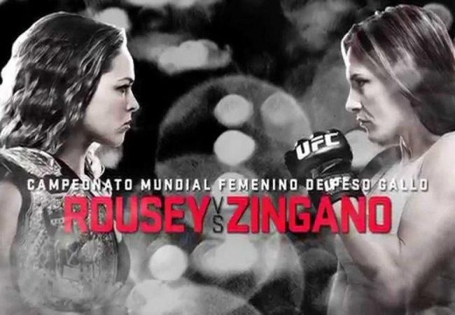 Vídeo: Os treinos e a mente de Rousey e Zingano para o UFC 184
