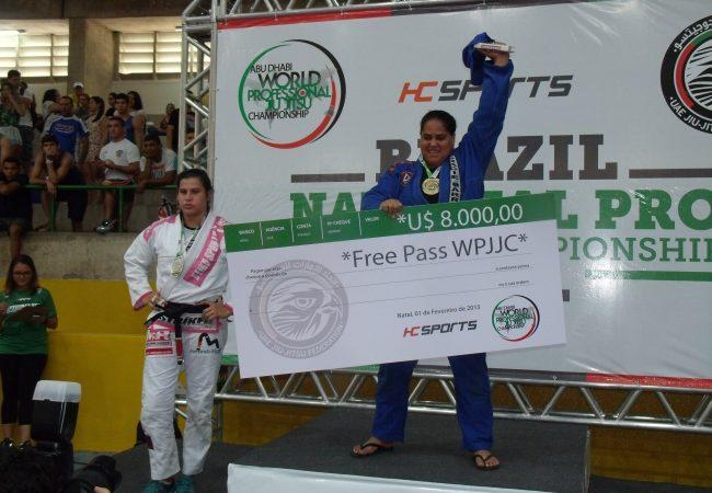 Jiu-Jitsu: Veja como Joaquina Bonfim superou Mazzelli para ir a Abu Dhabi