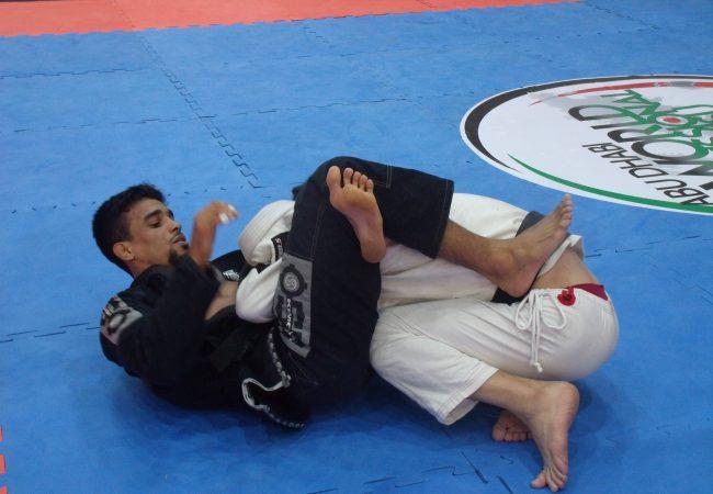 Jiu-Jitsu: a guarda que classificou Gilson Nunes para o WPJJC