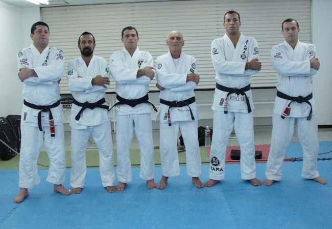 O Jiu-Jitsu nas internas: grande mestre Helio Gracie, a barba e a fotografia