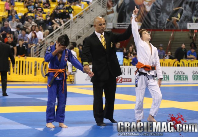 Video: Intimate moments at the 2015 IBJJF Pan Kids Jiu-Jitsu Championship
