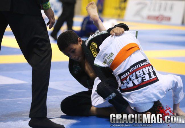 Video: See the Pan Kids champion team GMA Art of Jiu-Jitsu in action