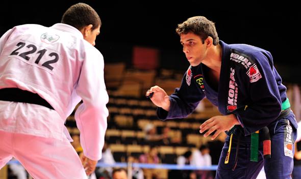 Vídeo: Relembre Braga Neto x Marcus Buchecha no Jiu-Jitsu