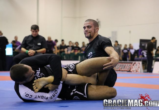 Video: Garry Tonon submits Javier Vazquez at Gracie Nationals 2015