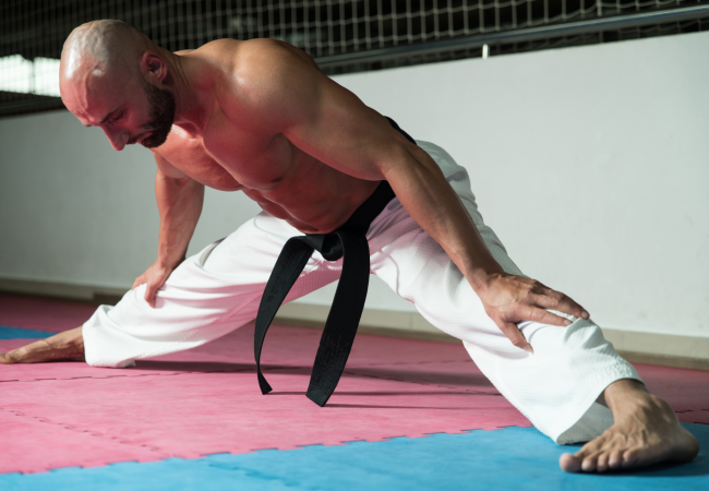 Gain more flexibility on the mats with these top 3 stretching exercises for martial artists