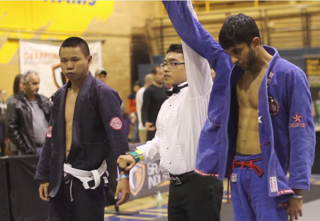 Video: Relive or embrace your white belt days with this white belt story