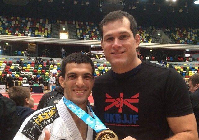 London Open: a pressão e o katagatame que valeram ouro para Victor Genovesi