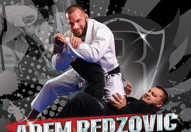 Costa Rica & Europe: Learn authentic Jiu-Jitsu with Team Redzovic's Adem Redzovic