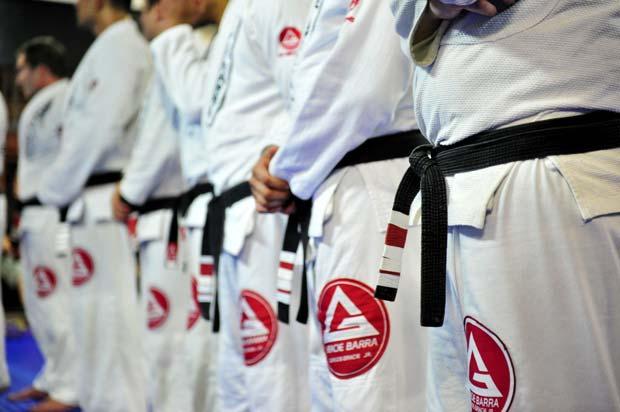 As GBs em São Paulo: referências no Jiu-Jitsu.