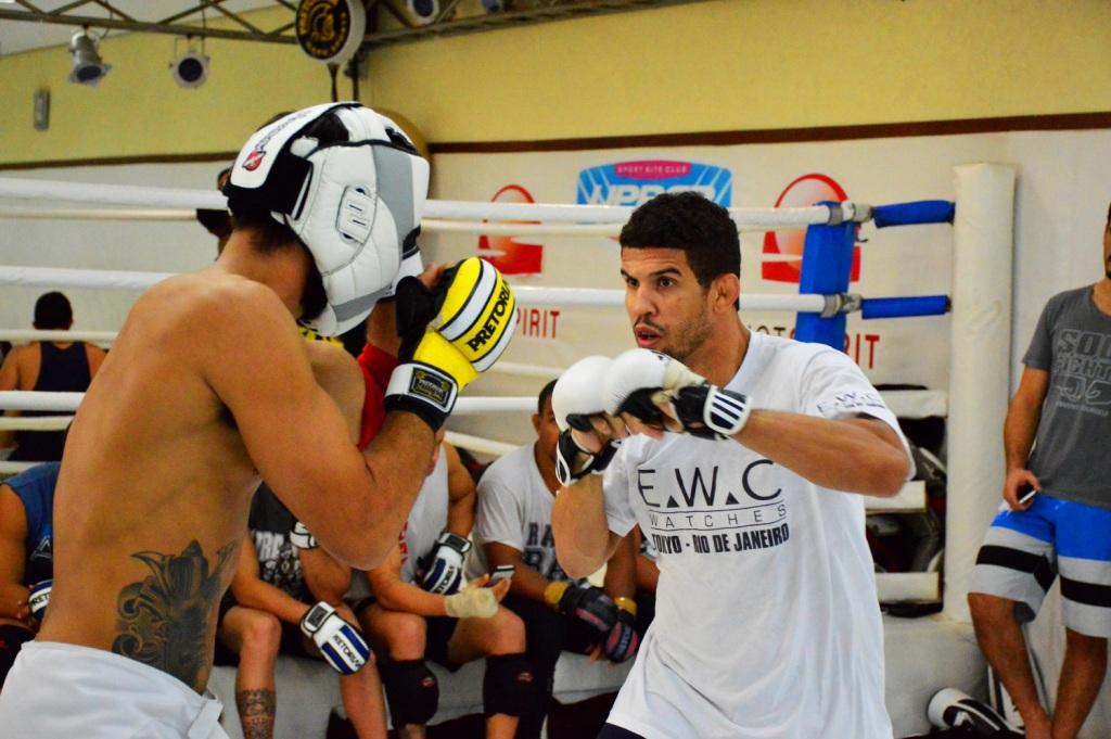 Fera no Jiu-Jitsu, Leo quer a vitória por finalização. Foto: Divulgação