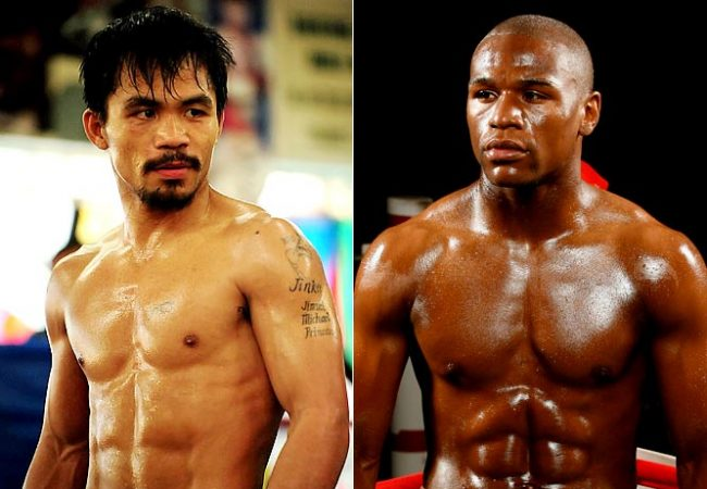 Boxing: Pacquiao, Mayweather finally agree to fight. Bout scheduled May 2