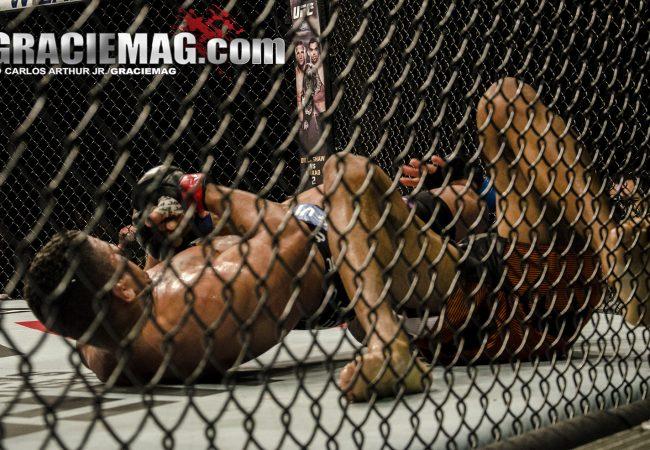 UFC Rio: Gilbert Durinho e Pepey usam o Jiu-Jitsu e finalizam