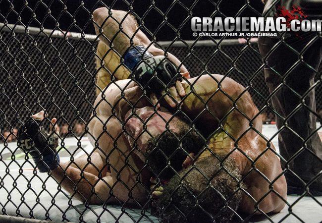 Jiu-Jitsu: O estrangulamento de Leonardo Santos no UFC Rio