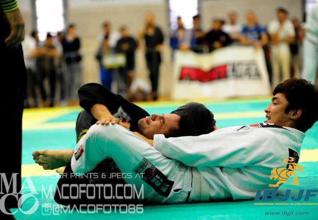 Willian Dias e Lachlan Giles brilham no Sydney Open de Jiu-Jitsu