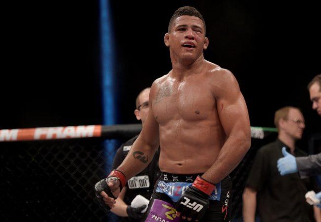 A superação e o Jiu-Jitsu de Gilbert Durinho para vencer no UFC Rio