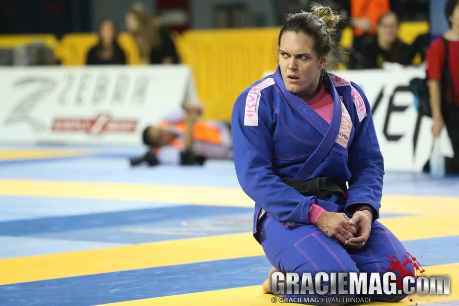 Gabi Garcia at the 2015 Pan. Photo by Ivan Trindade/GRACIEMAG