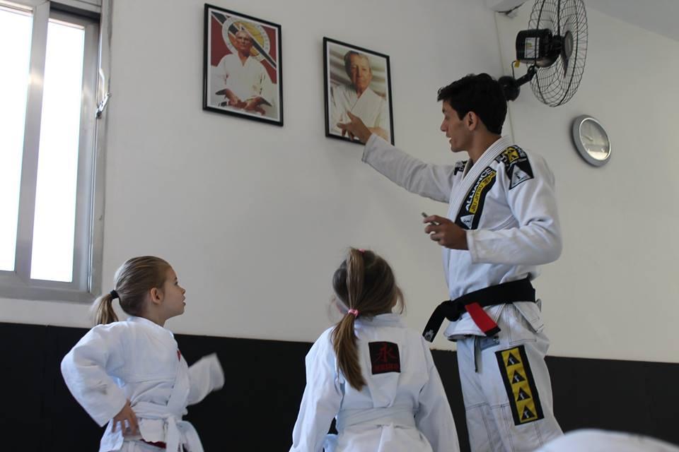 Caio Nucci é o professor do dia no GRACIEMAG. Foto: arquivo pessoal