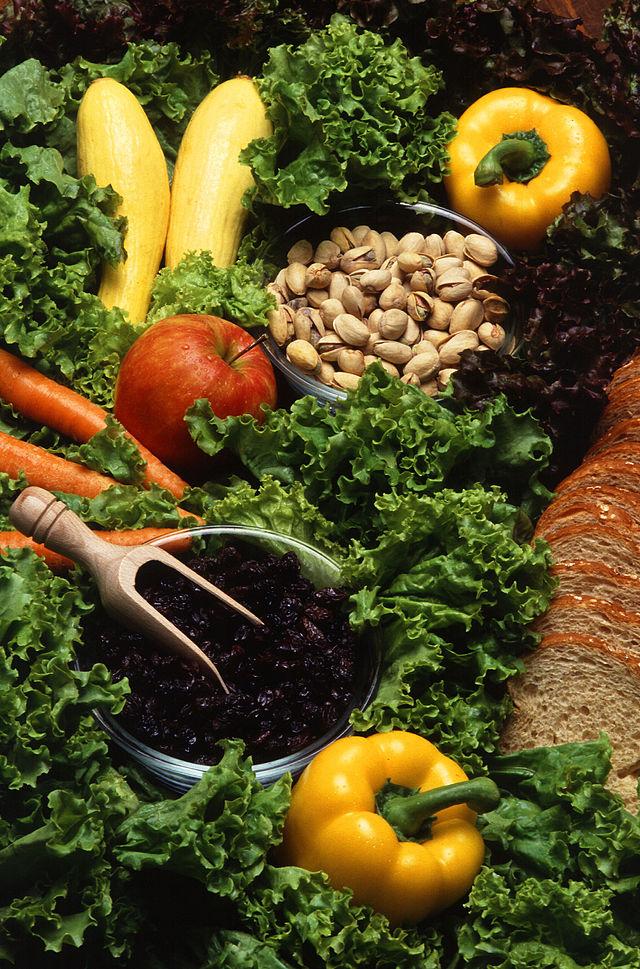 Aprenda a comer melhor. Foto: Agricultural Research Service