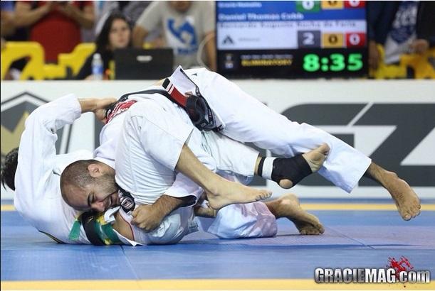 Be Faria é o novo campeão absoluto. Foto: Ivan Trindade/GRACIEMAG