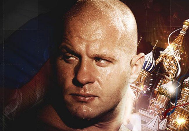 """Fedor Emelianenko  declara: """"Mulheres não deviam competir no UFC e no MMA"""""""