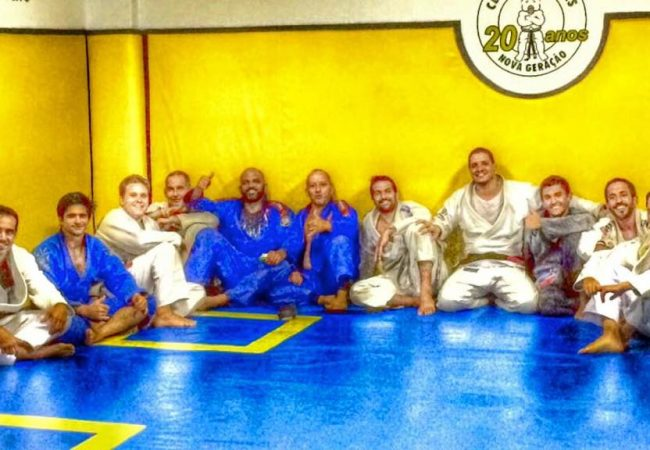 GMI: a guarda aberta e mortal de Francisco Toco no Jiu-Jitsu