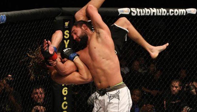 Jiu-Jitsu no MMA: mantenha o quadril baixo e finalize, como Johny Hendricks