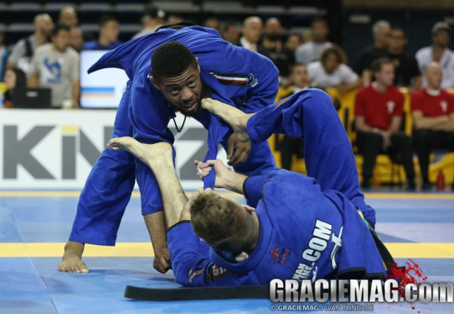 2015 Worlds: 241 athletes already pre-qualified to compete in the black belt division