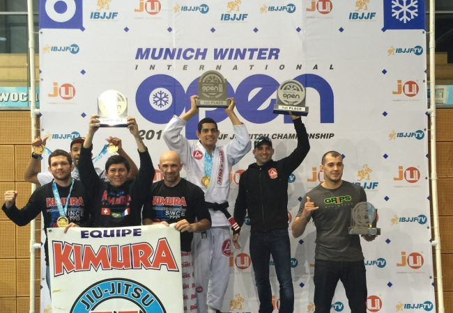 Munich Open: Felipe Dias wins black belt open class; other results