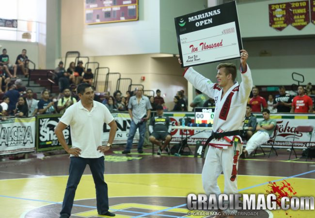 Marianas Open: brackets released for black belt open class worth $15k in prizes