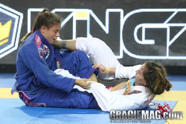 Pan: Monique comenta contusão no pé e a virada contra Luiza Monteiro