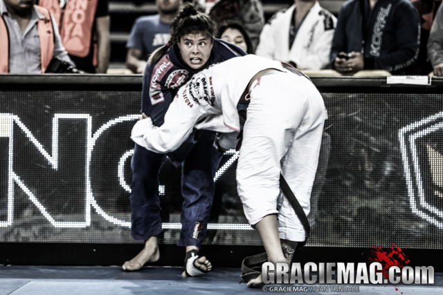 2015 Pan: The incredible story of how no opponent touched Monique Elias' injured ankle
