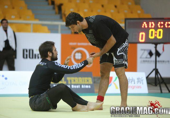 """Marcus Buchecha já treina sem kimono para conquistar o ADCC SP em """"casa"""""""
