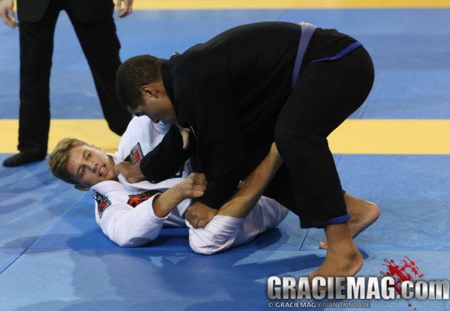 Pan de Jiu-Jitsu 2015: Nicholas Meregali e Tayane Porfírio absolutos na faixa-roxa