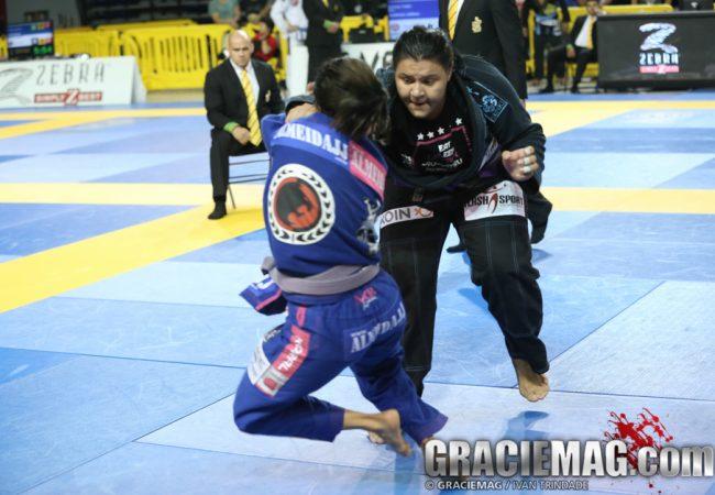 """Tayane busca título em Abu Dhabi: """"Quero repetir os feitos de Gabi Garcia no Jiu-Jitsu"""""""