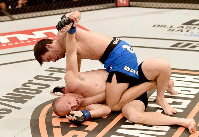 """Demian Maia e as lições de Jiu-Jitsu do UFC Rio: """"Vou dar mais atenção à montada"""""""