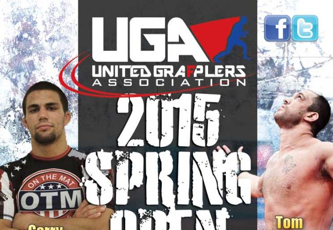 United Grapplers Association launches with superfights and Gi/No-Gi event March 28
