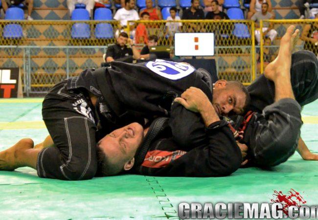 Vídeo: Erberth Santos e seu ataque na mão de vaca no Rio Open de Jiu-Jitsu