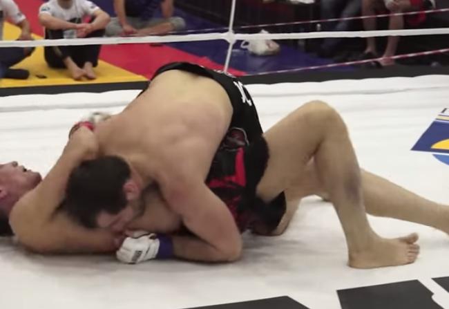 O dia em que o Jiu-Jitsu brilhou no MMA russo