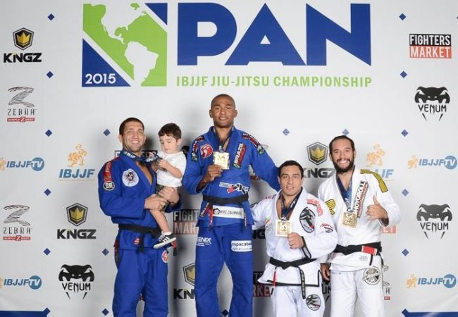 Soul Fighters Texas celebrates great results at the 2015 Pan