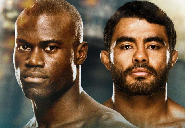 Jiu-Jitsu x Ambulância: Rafael Sapo encara Uriah Hall no UFC 187