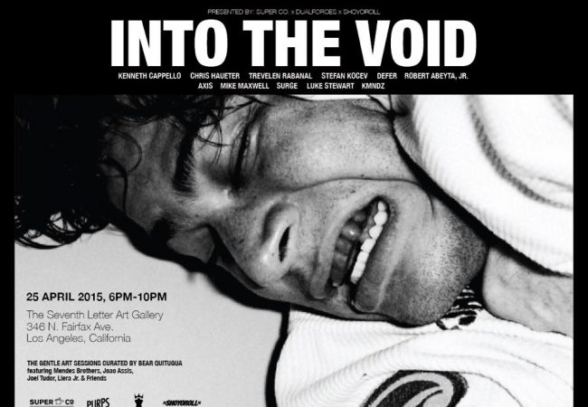 Into the Void: watch a highlights video of the night the gentle art turned into just art