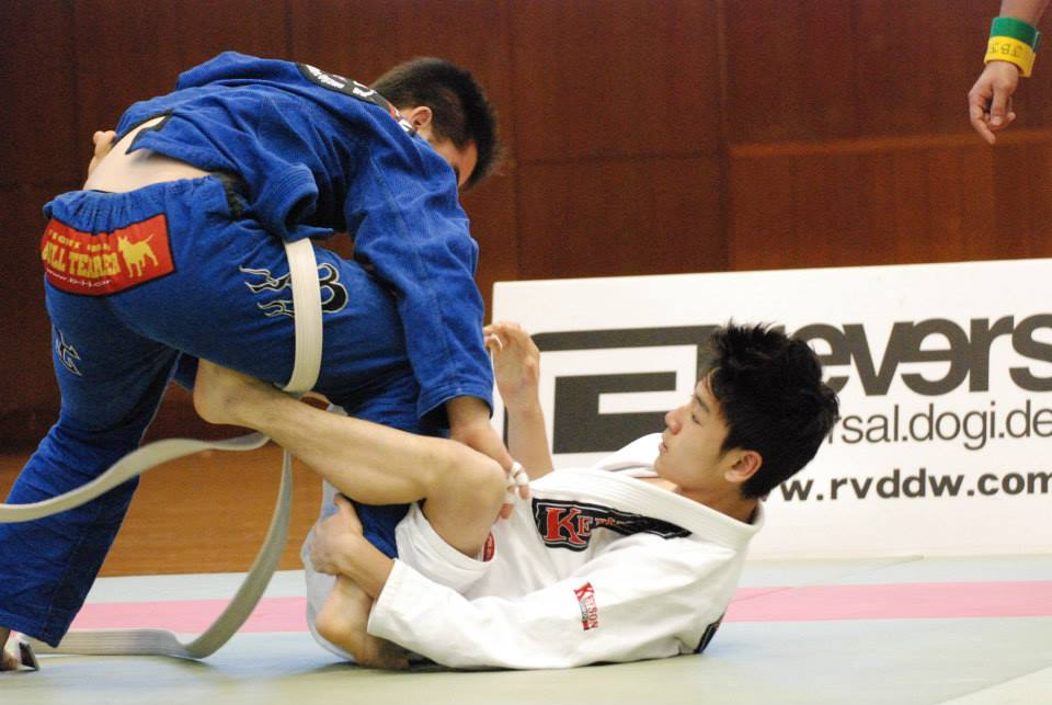 Nagoya Open 2015. Photo by IBJJF
