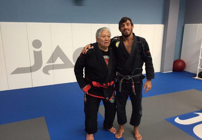 Alexandre Pulga, a pulgoplata e o poder da constância no Jiu-Jitsu