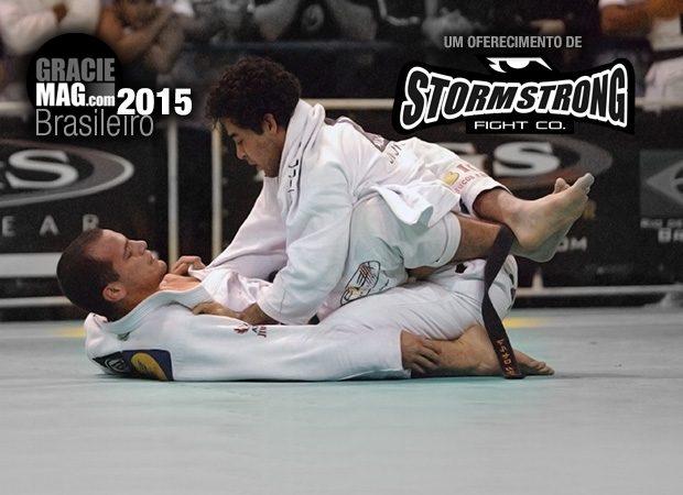Brasileiro de Jiu-Jitsu bate recorde histórico com 3.447 inscritos