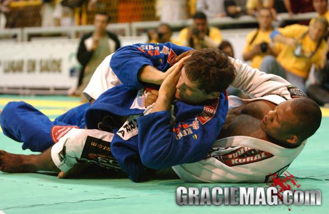 A arte de tentar outra vez, no Jiu-Jitsu e na vida