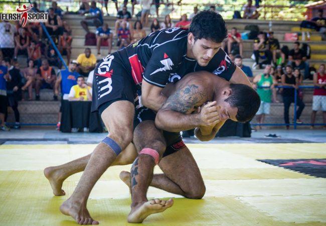 Felipe Preguiça e seu truque para pegar as costas no Jiu-Jitsu e no ADCC